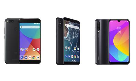 Del Xiaomi Mi A1 al Mi A3: así han evolucionado los reyes de la gama media de Xiaomi