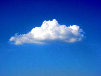 Ese mundo formado por las nubes (II)