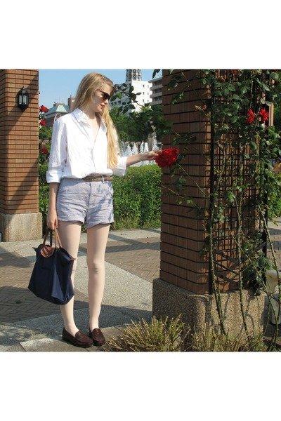 white-american-apparel-shirt-gray-american-apparel-shorts-brown-miu-miu-sung_400.jpg