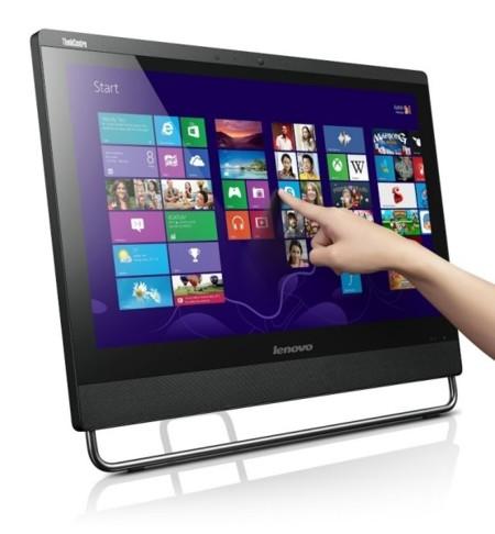 Lenovo ThinkCentre M93z, un todo en uno muy flexible para la empresa