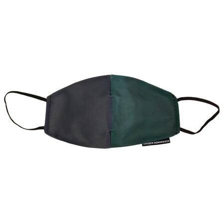 Thyssen Mascarilla Verde Sobre Morado