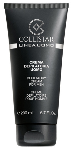 Crema depilatoria específica para hombre de Collistar