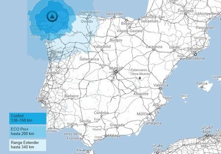 BMW i3 desde La Coruña