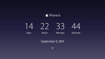 AppleTimer, la cuenta atrás para los eventos de Apple