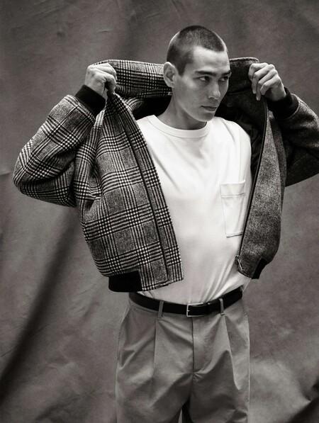 ¡A cuadros! Así nos quedamos con los tejidos de las chaquetas y abrigos de Zara