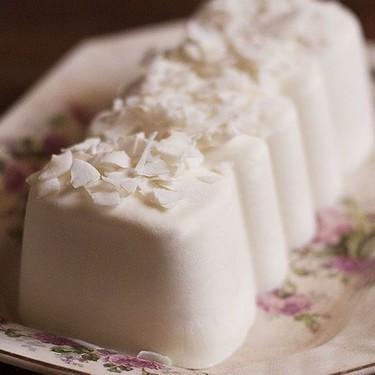 Helado de lima y coco: receta con Thermomix