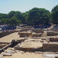 Visitas teatralizadas en las ruinas greco-romanas de Empúries