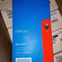 Foto 2 de 7 de la galería google-nexus-5-rojo en Xataka Android