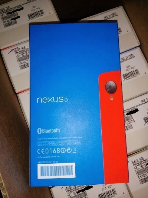 Foto de Google Nexus 5 rojo (2/7)
