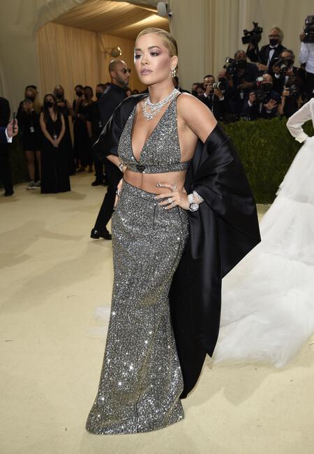 Rita Ora Met
