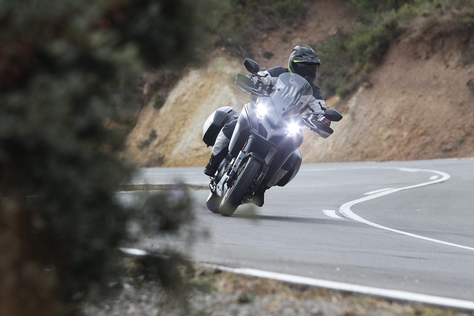 Foto de Ducati Multistrada 1260 2018 prueba (7/21)
