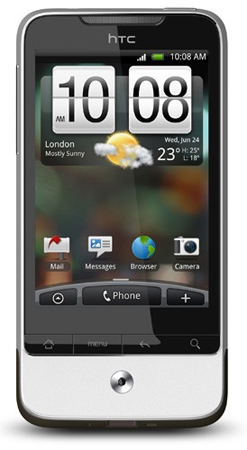 HTC Desire, HD Mini y Legend en abril con Vodafone