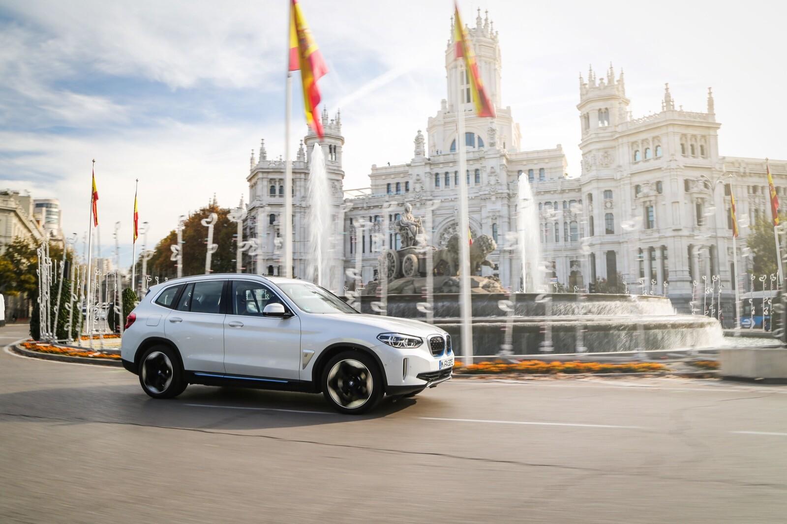 BMW iX3 (prueba)