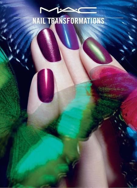 MAC quiere que luzcas las uñas perfectas con su colección Nail Transformations