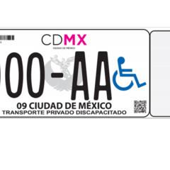 Foto 9 de 9 de la galería nuevas-placas-cdmx en Motorpasión México