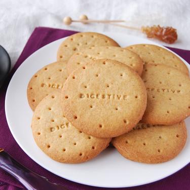 Cómo hacer galletas digestive en versión casera