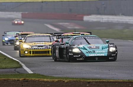 Las fechas para el FIA GT