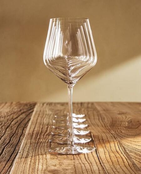 copa vino cristal