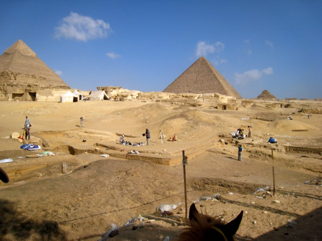 Egypt Archaeologists