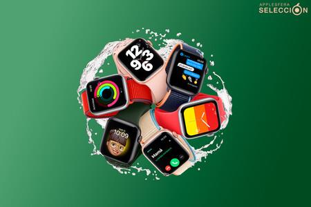 """El nuevo smartwatch """"económico"""" Apple Watch SE está disponible en Amazon por 275 euros, su precio mínimo histórico"""