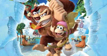 Donkey Kong Country: Tropical Freeze es todo un festival plataformero con un toque Funky en su nuevo adelanto