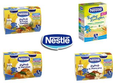 """Echamos un vistazo al etiquetado de los productos """"Nestlé Etapa 1"""" (I)"""