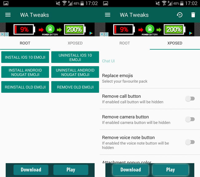 Cómo activar funciones ocultas de WhatsApp para probarlas antes que