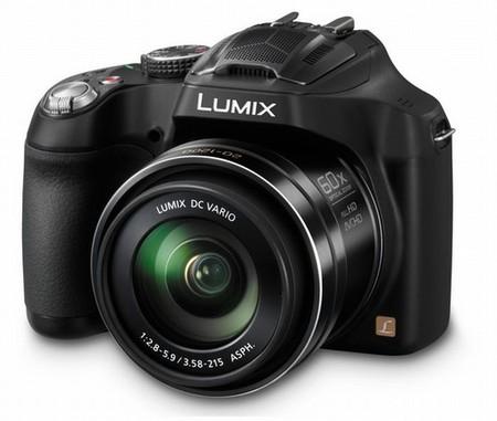 Panasonic Lumix FZ72, la cámara compacta con el mayor zoom óptico del mercado