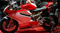 Primer vistazo de la Ducati 1199S Panigale