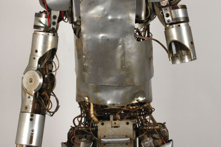 Robot Nasa 7
