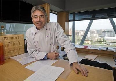 Jesus Ramiro, mejor profesional de la Restauración Española