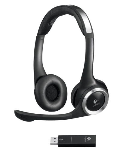 Logitech ClearChat, auriculares inalámbricos
