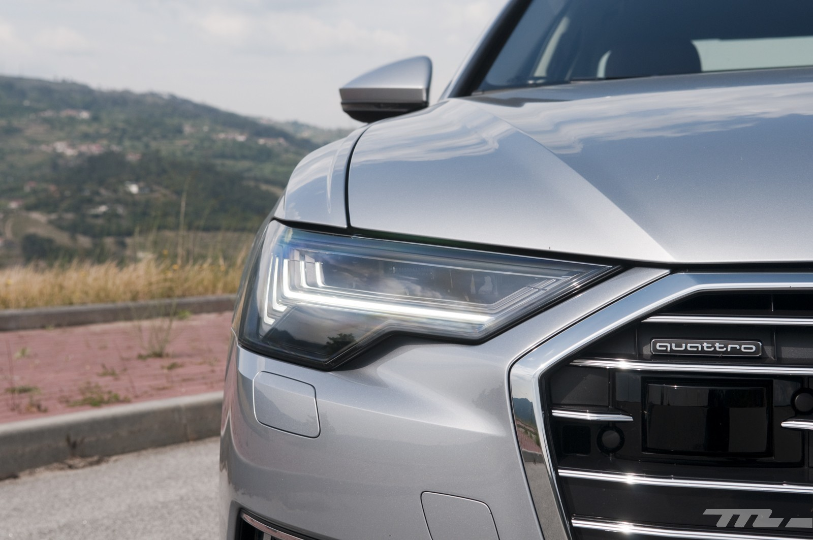 Foto de Audi A6 2018, toma de contacto (12/118)