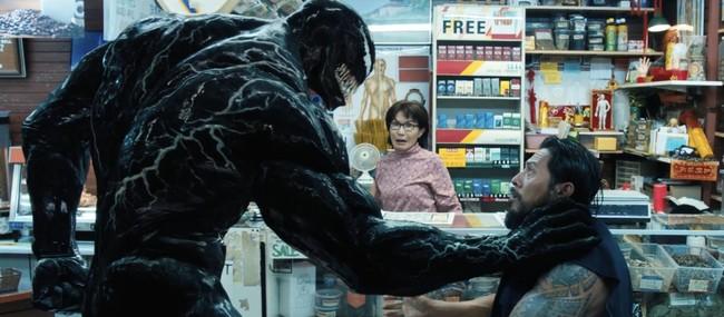 Confirmado: Sony nos vendió la moto y ha suavizado 'Venom' para que los adolescentes puedan pasar por taquilla