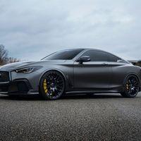 Infiniti Black S, los japoneses ya están pensando cómo plantar cara a los BMW M