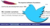 Twitter se convierte en patrocinador de la Apache Software Foundation