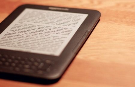 Kindle para regalar en Navidades, difícil será. Imagen de la semana