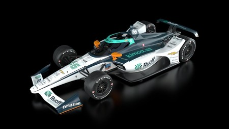 Alonso Indy500 2020
