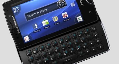 Los teléfonos Android con teclado QWERTY, una especie en peligro de extinción