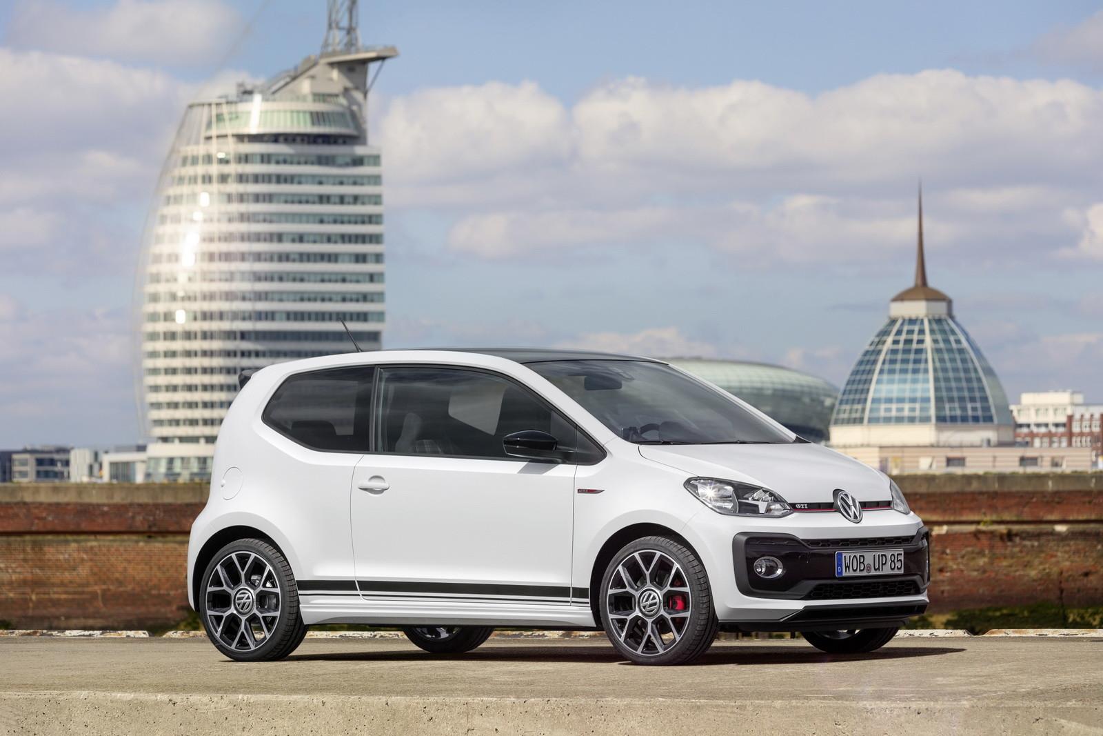 Foto de Volkswagen Up! GTI (4/17)