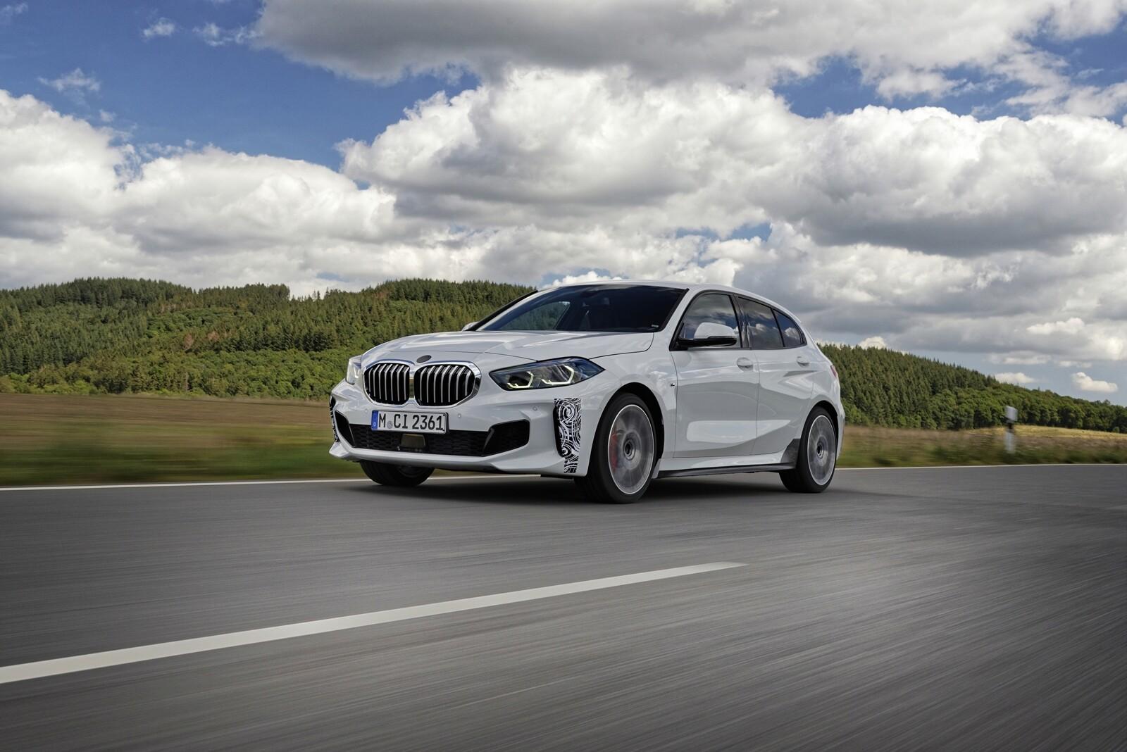 Foto de BMW 128ti 2021 (8/21)