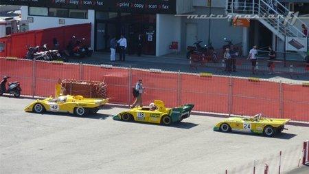 Motorpasión F1 en el Espíritu de Montjuïc: segundo día