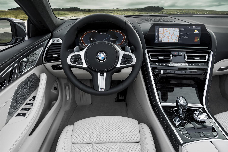 Foto de BMW Serie 8 Cabrio (19/75)