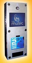 Máquinas expendedoras de música