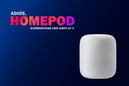 Adiós, HomePod: dónde comprarlo más barato y 13 alternativas de altavoces con AirPlay 2