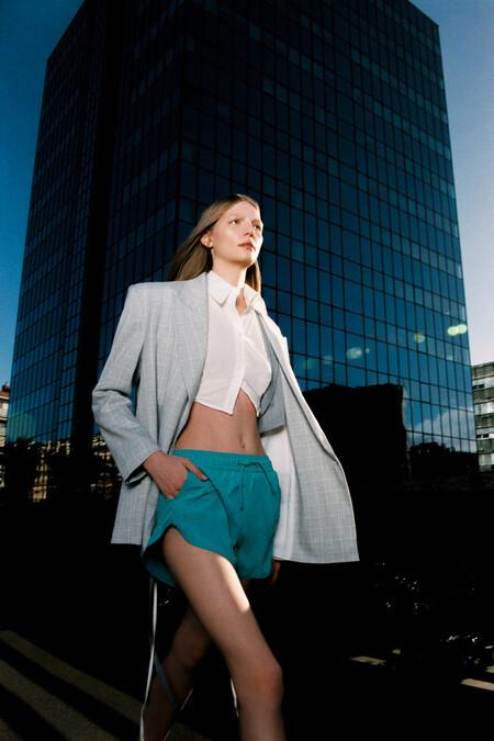 Bershka Grey Tailoring 2
