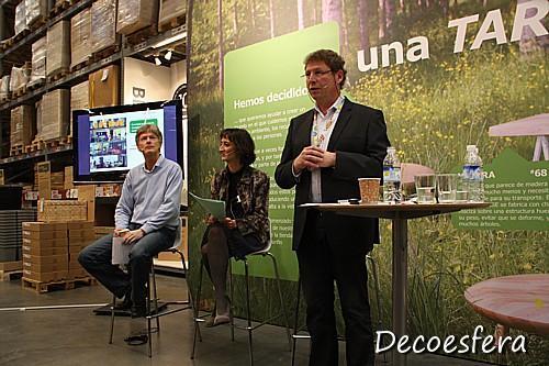 Ikeasehacemássostenible:objetivospara2015