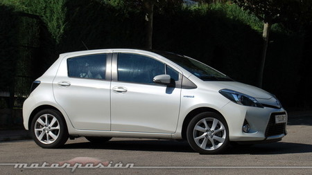 Toyota Yaris Hybrid, prueba (equipamiento, versiones y seguridad)