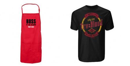 True Blood y Sopranos Camiseta