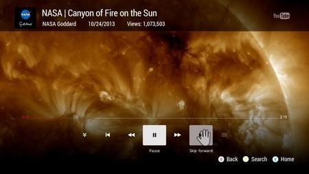 Microsoft detalla las características de YouTube en Xbox One
